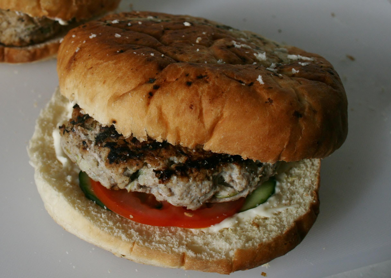 Pork and Apple Burgers – Healthy Dinner Recipe | Healthy Easy ...